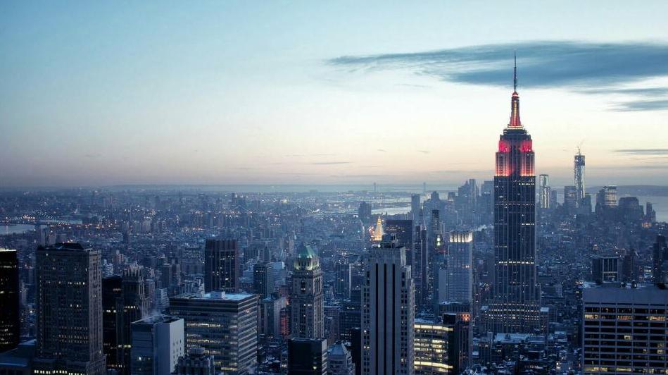 美国大城市排名「最繁华城市前十」