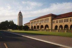 美国斯坦福大学地址(中英文)