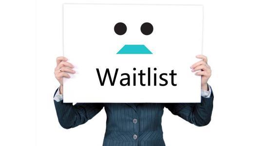 申请美国本科收到Waitlist该做什么?