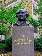 乔治华盛顿大学法学院排名(历次usnews)