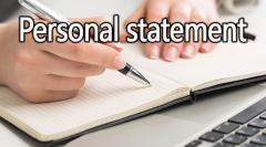 出国留学研究生ps范文(Personal Statement全英文)